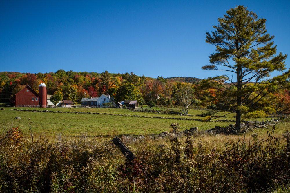 Photo du Vermont : crédit Viinz
